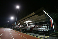 General view of the ground during AFC Hornchurch vs Great Wakering Rovers, BBC Essex Senior Cup Football at Hornchurch Stadium on 4th December 2018