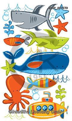 Lamont, GIFT WRAPS, GESCHENKPAPIER, PAPEL DE REGALO, paintings+++++,USGTSP1578,#gp#, EVERYDAY ,notebook,notebooks,maritime,sharks,wales,submarine ,sticker,stickers