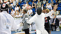 01 JUN 2008 - BUDAPEST, HUN - Nicola Benedetti (ITA) - Modern Pentathlon World Championships. (PHOTO (C) NIGEL FARROW)