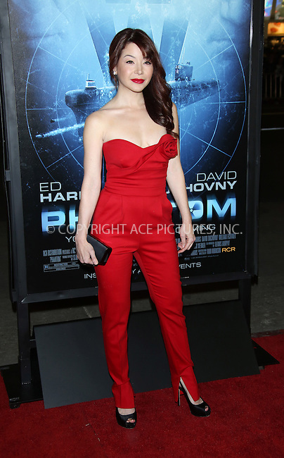 WWW.ACEPIXS.COM....US Sales Only....February 27 2013, LA....Katherine Castro at the premiere of 'The Phantom' on February 27 2013 in Hollywood, Los Angeles....By Line: Famous/ACE Pictures......ACE Pictures, Inc...tel: 646 769 0430..Email: info@acepixs.com..www.acepixs.com