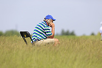 Marshall in the fescue grass during Wednesday's Practice Day of the 117th U.S. Open Championship 2017 held at Erin Hills, Erin, Wisconsin, USA. 14th June 2017.<br /> Picture: Eoin Clarke | Golffile<br /> <br /> <br /> All photos usage must carry mandatory copyright credit (&copy; Golffile | Eoin Clarke)