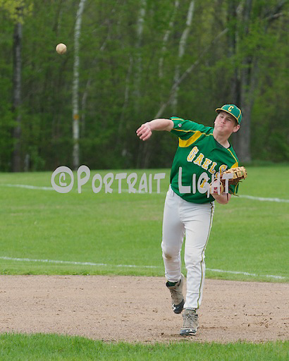 CHS freshman first baseman Owen Grady.