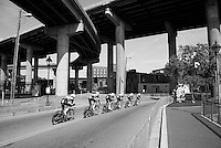 Team Etixx-Quickstep (BEL) on course<br /> <br /> Elite Men&rsquo;s Team Time Trial<br /> UCI Road World Championships Richmond 2015 / USA