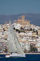 Fra 35520  .Air Du Nora  .Pierre de Groodt  .Sten Sorensen  .independiente  .Archambault 35 XXII Trofeo 200 millas a dos - Club Náutico de Altea - Alicante - Spain - 22/2/2008