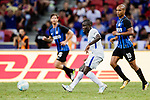 Chelsea Midfielder N'Golo Kante in action during the International Champions Cup 2017 match between FC Internazionale and Chelsea FC on July 29, 2017 in Singapore. Photo by Marcio Rodrigo Machado / Power Sport Images