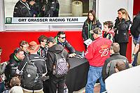 #11 GRT GRASSER RACING TEAM (DEU) LAMBORGHINI HURACAN GT3 GTD ROLF INEICHEN (CHE) MIRKO BORTOLOTTI (ITA) CHRISTIAN ENGELHART (DEU) RIK BREUKERS (NLD)