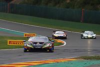 #555 ORANGE 1 FFF RACING TEAM (CHN) LAMBORGHINI HURACAN GT3 2019 SILVER CUP MICHELE BERETTA (ITA) TAYLOR PROTO (USA) DIEGO MENCHACA (MEX) GIACOMO ALTOE (ITA)