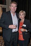 Stuart and Kim Munro at the Greenbank 21 Year Reunion - Current and Past Parents, The Northern Club, Auckland, New Zealand,  Friday, August 04, 2017.Photo: David Rowland / One-Image.com for BW Media