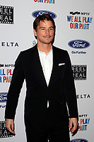 LOS ANGELES - NOV 2:  Josh Hartnett at the 6th Annual Reel Stories, Real Lives Benefiting MPTF at the Milk Studios on November 2, 2017 in Los Angeles, CA