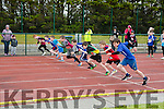 Action from the County Championships in Castleisland on Saturday