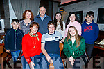 Eddie Hannafin from Castlemaine celebrating his birthday in the Grand Hotel on Sunday afternoon.<br /> Seated l to r: Nora Nagle, Joanne and Eddie Hannafin.<br /> Back l to r: Finn, Marie, Stephen, Caitlin, Molly and James Barton.