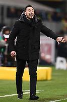 Roberto De Zerbi<br /> Milano 19-1-2019 Giuseppe Meazza stadium Football Serie A 2018/2019 Inter - Sassuolo <br /> Foto Image Sport / Insidefoto