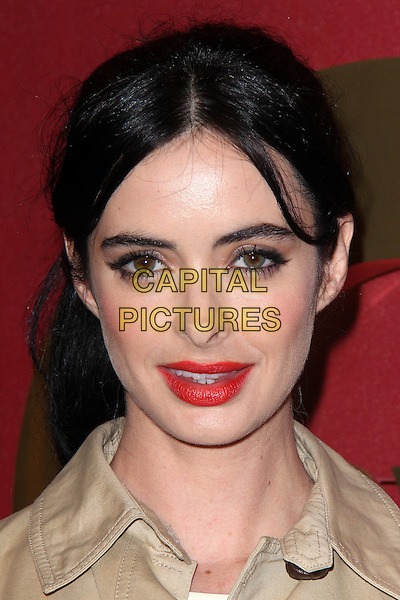BEVERLY HILLS, CA - February 28: Krysten Ritter at QVC 5th Annual Red Carpet Style Event, Four Seasons, Beverly Hills,  February 28, 2014.  <br /> CAP/MPI/JO<br /> &copy;Janice Ogata/MediaPunch/Capital Pictures