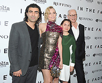 "NEW YORK, NY - December 4:  Director Fatih Akin, Diane Kruger and producers Nurhan Sekerci - Porst and Herman Weigel  attends the New York premiere for ""In the Fade"" at MoMA on December 4, 2017 in New York City.Credit: John Palmer/MediaPunch /NortePhoto.com NORTEPHOTOMEXICO"
