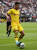 Jadon Sancho (Borussia Dortmund) - 22.09.2019: Eintracht Frankfurt vs. Borussia Dortmund, Commerzbank Arena, 5. Spieltag<br /> DISCLAIMER: DFL regulations prohibit any use of photographs as image sequences and/or quasi-video.