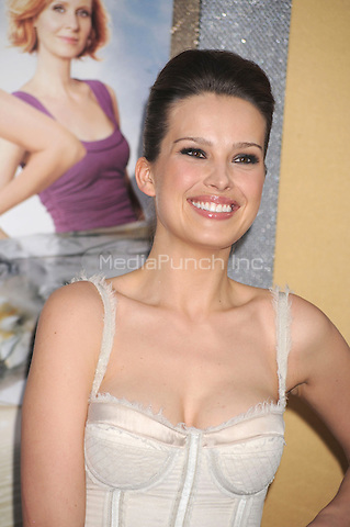 Petra Nemcova at the film premiere of 'Sex and the City 2' at Radio City Music Hall in New York City. May 24, 2010.Credit: Dennis Van Tine/MediaPunch