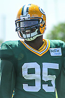2014 August 5 Green Bay Packers Training Camp