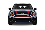 Car photography straight front view of a 2017 Mini Clubman John Cooper Works 5 Door Wagon