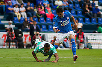 Cruz Azul vs Santos LigaMxj6
