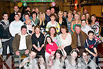 GREAT NIGHT: Sheila OHalloran from Monalee, Tralee (seated centre) celebrated her 60th birthday last Saturday night at The Meadowlands Hotel, surrounded by family and friends..