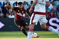 Goal Suso Fernandez Saenz (mil) gol<br /> Francia Agen 16-7.2016 Calcio Partita amichevole precampionato 2016/2017 - Bordeaux - Milan <br /> Foto Thierry Breton / Panoramic / Insidefoto