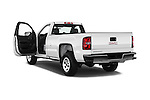 Car images of 2016 GMC Sierra-1500 2WD-Regular-Cab-Long-Box 2 Door Pick-up Doors