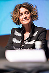 """Ana Garcia Lozano attends to the meeting """"Hoy presentamos"""" in Burgos, Spain. March 29, 2017. (ALTERPHOTOS/BorjaB.Hojas)"""