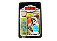 Star Wars action figure sells for a whopping £6,500 - 81 times its pre-sale estimate of just £80