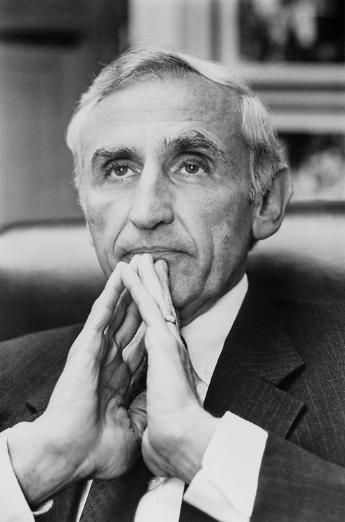 Rep. Romano Mazzoli, D-Ky., in 1993. (Photo by Maureen Keating/ CQ Roll Call)