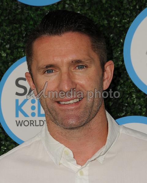 24 April 2016 - Culver City, California - Robbie Keane. Arrivals for Safe Kids Day held at Smashbox Studios. Photo Credit: Birdie Thompson/AdMedia