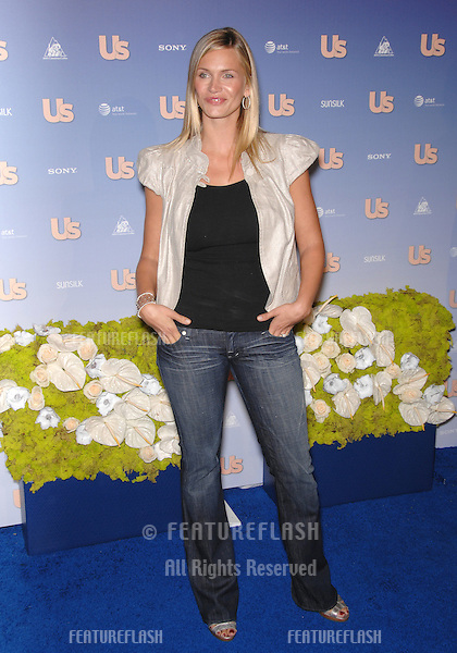 Natasha Henstridge at Us Weekly Magazine's Hot Hollywood Party at Opera nightclub in Hollywood..September 27, 2007  Los Angeles, CA.Picture: Paul Smith / Featureflash