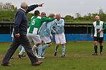 Ian Burns Charity Match, Sunday 6th May 2012 at Oakside.  No unpaid use 07545970036