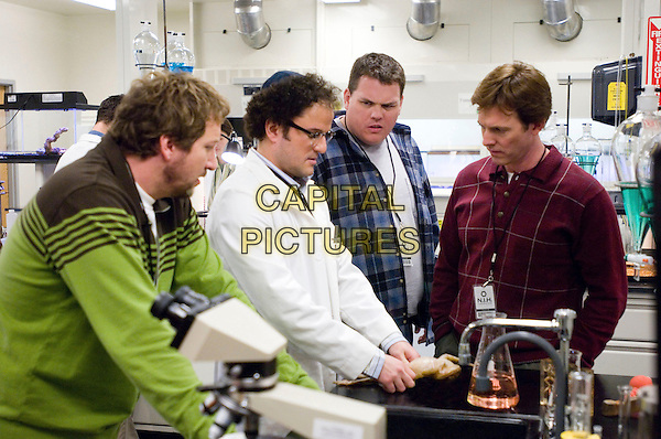 PAUL SOTER, STEVE LEMME, KEVIN HEFFERNAN & ERIK STOLHANSKE.in Beerfest.*Editorial Use Only*.Ref: FB.www.capitalpictures.com.sales@capitalpictures.com.Supplied by Capital Pictures.