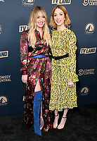 30 May 2019 - West Hollywood, California - Hilary Duff, Molly Bernard. Paramount Network, Comedy Central, TV Land Press Day 2019 held at The London West Hollywood  . Photo Credit: Birdie Thompson/AdMedia<br /> CAP/ADM/BT<br /> ©BT/ADM/Capital Pictures