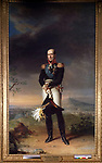 Portrait of Field marshal Count Mikhail Barklay-de-Tolli (1761-1818)<br /> Artist: Dawe, George (1781-1829)<br /> Museum: State Hermitage, St. Petersburg<br /> Method: Oil on canvas<br /> Created:1829<br /> School: Great Britain<br /> Trend in art:English Painting of 19th cen.