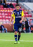 S&ouml;dert&auml;lje 2014-05-31 Fotboll Superettan Syrianska FC - &Auml;ngelholms FF :  <br /> &Auml;ngelholms Othman El Kabir deppar<br /> (Foto: Kenta J&ouml;nsson) Nyckelord:  Syrianska SFC S&ouml;dert&auml;lje Fotbollsarena &Auml;ngelholm &Auml;FF depp besviken besvikelse sorg ledsen deppig nedst&auml;md uppgiven sad disappointment disappointed dejected