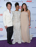 16 July 2016 - Pacific Palisades, California. Richard Marx, Holly Robinson Peete, Daisy Fuentes. Arrivals for HollyRod Foundation's 18th Annual DesignCare Gala held at Private Residence in Pacific Palisades. Photo Credit: Birdie Thompson/AdMedia