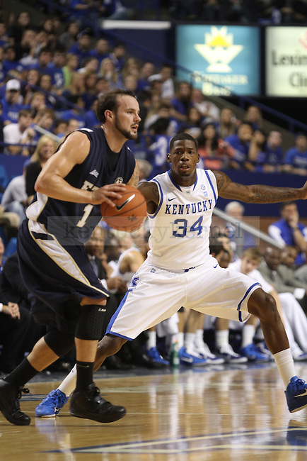 DeAndre Liggins during the East Tennessee State University game at Rupp Arena on Friday, November 12, 2010. Photo by Latara Appleby | Staff