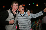 Paul Moore with Cian Brady at Paul's 21st in the Star and Crescent....Photo NEWSFILE/Jenny Matthews.(Photo credit should read Jenny Matthews/NEWSFILE)....This Picture has been sent you under the condtions enclosed by:.Newsfile Ltd..The Studio,.Millmount Abbey,.Drogheda,.Co Meath..Ireland..Tel: +353(0)41-9871240.Fax: +353(0)41-9871260.GSM: +353(0)86-2500958.email: pictures@newsfile.ie.www.newsfile.ie.FTP: 193.120.102.198.