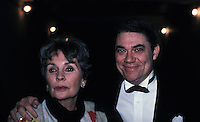 Jean Simmons & Rex Reed By Jonathan Green