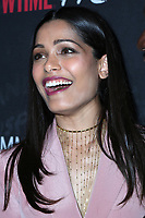 BEVERLY HILLS, CA - APRIL 13: Freida Pinto at the &quot;Guerrilla&quot; FYC Event at the WGA Theater in Beverly Hills, California on April 13, 2017. <br /> CAP/MPI/DE<br /> &copy;DE/MPI/Capital Pictures