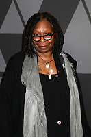 HOLLYWOOD, CA - NOVEMBER 11: Whoopi Goldberg at the AMPAS 9th Annual Governors Awards at the Dolby Ballroom in Hollywood, California on November 11, 2017. Credit: David Edwards/MediaPunch /NortePhoto.com