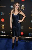 08 March 2019 - Las Vegas, NV - Lisa LoCiero. 2019 One Night for One Drop blue carpet arrivals at Bellagio Las Vegas. <br /> CAP/ADM/MJT<br /> &copy; MJT/ADM/Capital Pictures