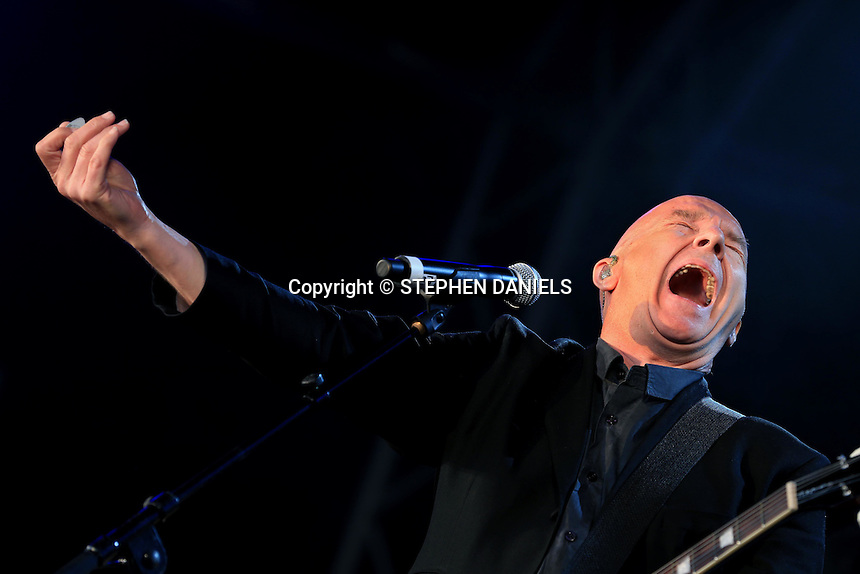 Photo by © Stephen Daniels 07/06/2015 <br /> Midge Ure performing at Burghley House Concert, Stamford, Lincs