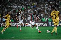 Rio de Janeiro (RJ), 30/07/2019 - Copa Sul Americana - Fluminense x Peñarol -  Jogador Yone Gonzalez do Fluminense, durante partida válida pela Copa Sul Americana 2019, no estádio do Maracanã, na noite desta terça-feira (30). (Foto: Jayson Braga / Brazil Photo Press)