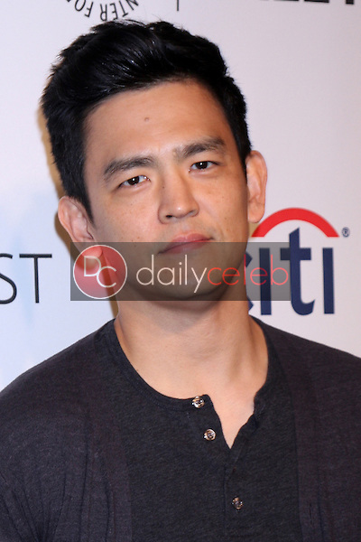 """John Cho<br /> at """"Sleepy Hollow"""" at the 31st PALEYFEST, Dolby Theater, Hollywood, CA 03-19-14<br /> David Edwards/DailyCeleb.Com 818-249-4998"""