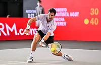 19th July 20202; Berlin Tempelhof, Berlin, Germany;  Bet1aces tennis tournament;  Mischa Zverev GER