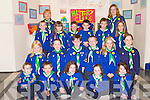 NIGHT AT THE MUSEUM: The 3rd Kerry Beaver Scouts, Milltown enjoying a Night at the Museum as part of Tralee Culture Night on Friday front l-r: Lorcan Daly, Cillian O'Neill, Niamh Dinhan, Emma Casey and Alice Casey. Centre l-r: Sarah Leane, Caoimhe Burke, Cillian Burke, O?isin Quirke, Isabel Stephens and Eve Mackessy. Back l-r: Conor Dawson, Kena Felle, Milly Mason, Jonathan Cronin, Patrick O'Sullivan, Peader Whelan, Marie Moriarty and Ellen MacKessy.