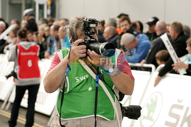 UK Tour Series Round 9 from Woking, England.<br /> 11th June 2013.<br /> (Photo: Thomas Van Bracht / Peloton Photos / Newsfile)