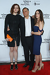 "Craig Hatkoff and family arrive at the Clive Davis: ""The Soundtrack Of Our Lives"" world premiere for the Opening Night of the 2017 TriBeCa Film Festival on April 19, 2017 at Radio City Music Hall."